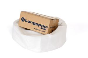 Longopac bagging cassette